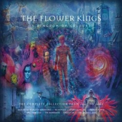 Flower Kings-A Kingdom Of Colours (Complete Collection From 1995-2002)
