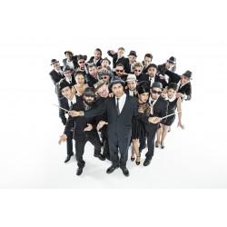 Melbourne Ska Orchestra-Melbourne Ska Orchestra