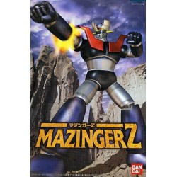Mazinger Z-Mazinger Z Model Kit