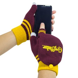 Harry Potter-Gryffindor Fingerless Gloves (Guanti)