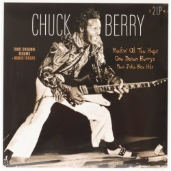 Chuck Berry-Rockin' At The Top/ One Dozen Berrys/ Now Juke Box Hits