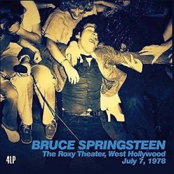 Bruce Springsteen-Roxy Theater, West Hollywood July 7, 1978