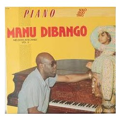 Manu Dibango-Piano Solo Melodies Africaines Volume 2