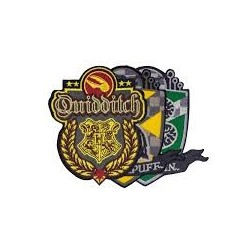 Harry Potter-Quidditch Hogwarts (Toppe)