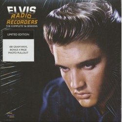 Elvis Presley-Elvis Radio Recorders The Complete '56 Sessions
