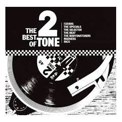 Ska Artisti Vari-Best Of 2 Tone