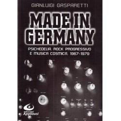 Gianluigi Gasparetti-Made In Germany (Psihcedelia, Rock Progressivo E Musica Cosmica. 1967-1979)