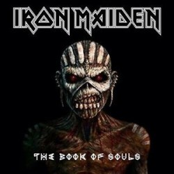Iron Maiden-Book Of Souls