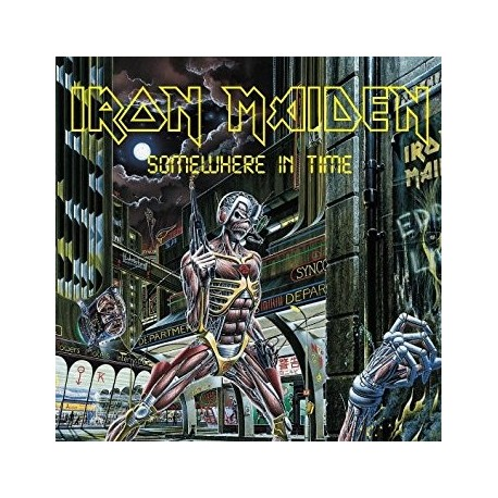 Iron Maiden-Somewhere In Time
