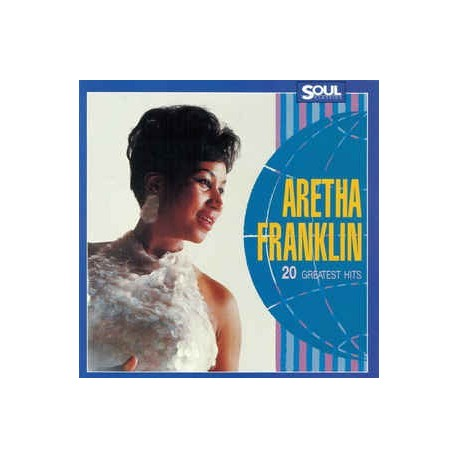 Aretha Franklin-20 Greatest Hits