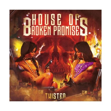 House Of Broken Promises-Twisted