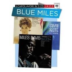 Miles Davis-Blue Miles I Capolavori In 3 CD Jazz