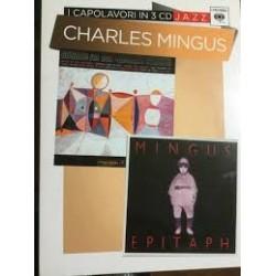Charles Mingus-I Capolavori In 3 CD Jazz