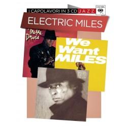 Miles Davis-Electric Miles I Capolavori In 3 CD Jazz