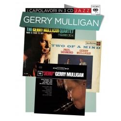 Gerry Mulligan-I Capolavori In 3 CD Jazz