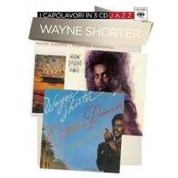Wayne Shorter-I Capolavori In 3 CD Jazz