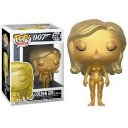 James Bond-Pop! Movies Golden Girl From Goldfinger (519)