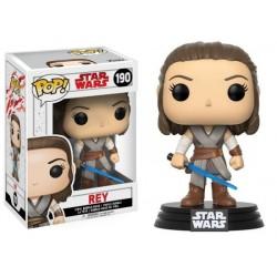 Star Wars-Pop! Star Wars Rey (190)( Glows In The Dark