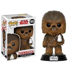 Star Wars-Pop! Star Wars Chewbacca (195)