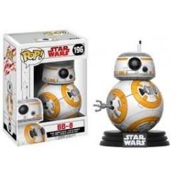 Star Wars-Pop! Star Wars BB-8 (196)