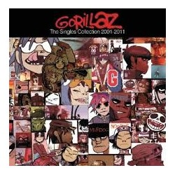 Gorillaz-Singles Collection 2001-2011