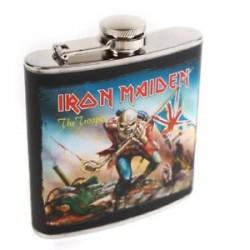 Iron Maiden-Iron Maiden Trooper Flask (Fiaschetta)
