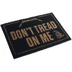 Metallica-Don't Tread On Me Doormat 40 x 60 Cm (Zerbino)