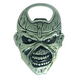 Iron Maiden-Iron Maiden Magnetic Metal Bottle Opener (Apri Bottiglie)