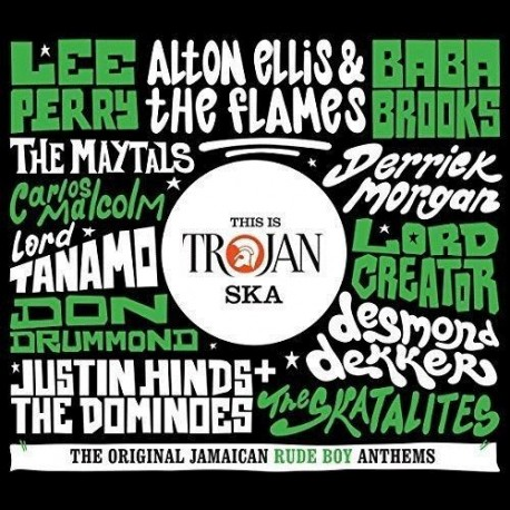 Reggae Artisti Vari-This Is Trojan Ska