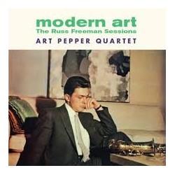 Art Pepper Quartet-Modern Art (The Russ Freeman Session)