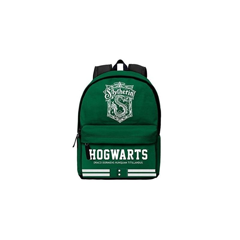 sito affidabile 65c81 dc6f5 Harry Potter-Slytherin Backpack (Zaino Serpeverde) - Rock&Folk