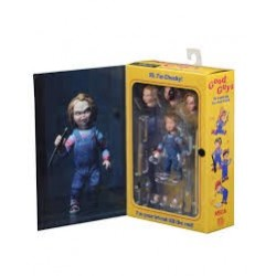Chucky-Childs Play Action Figure Ultimate Chucky 10 cm