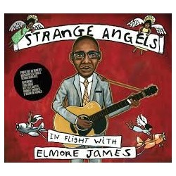 Artisti Vari-Strange Angels (In Flight With Elmore James)