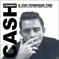Johnny Cash And The Tennesse Two-Country Style 1958 Guest Star 1959