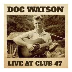 Doc Watson-Live At Club 47