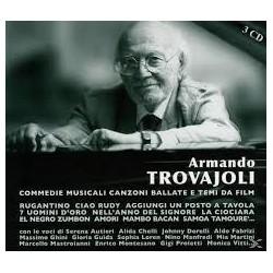Armando Trovajoli-Commedie Musicali Canzoni Ballate E Temi Da Film