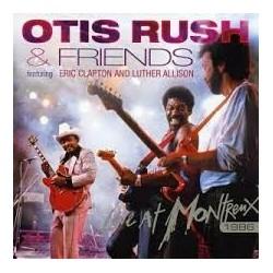 Otis Rush & Friends-Live At Montreux 1986