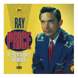 Ray Price-Essential Early Recordings