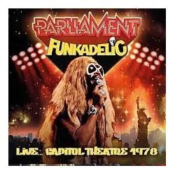 Parliament/Funkadelic-Live.. Capitol Theatre 1978