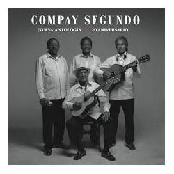 Compay Segundo-Nueva Antologia 20 Aniversario
