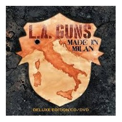 L.A. Guns-Made In Milan