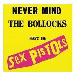Sex Pistols-Never Mind The Bollocks Fridge Magnet (Magnete)