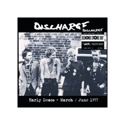 Discharge-Early Demos - March / June 1977