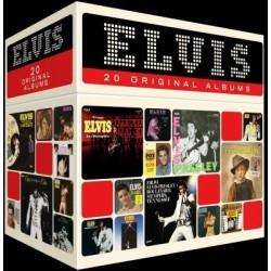 Elvis Presley-20 Original Albums