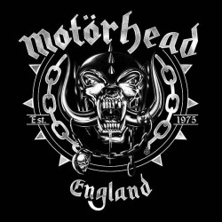 Motorhead-England Canvas Wall Art 40x 40
