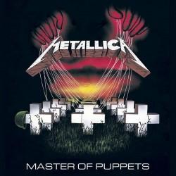 Metallica-Master Of Puppets Canvas Wall Art 40x 40