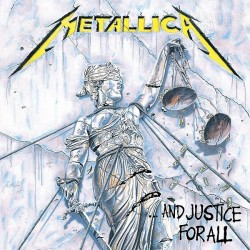 Metallica-..And Justice For All Canvas Wall Art 40x 40