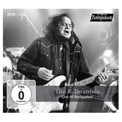 Tito & Tarantula-Live At Rockpalast