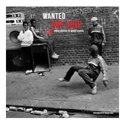 Rap / Hip-Hop Artisti Vari-Wanted Hip-Hop from Diggers To Music Lovers
