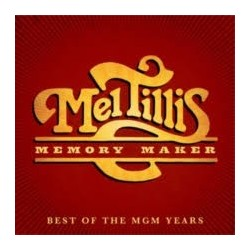 Mel Tillis-Memory Maker (Best Of The MGM Years)